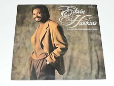 """EDWIN HAWKINS if at first you don't succeed try again 12"""" RECORD PROMO 1984"""
