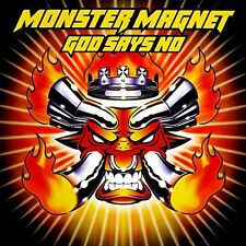 MONSTER MAGNET - GOD SAYS NO (LTD.2LP) 2 VINYL LP NEU