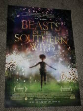 BEASTS OF THE SOUTHERN WILD 13.5x20 PROMO MOVIE POSTER