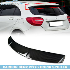 Carbon For Mercedes Benz W176 A-Class Hatchback DTO Type Roof Spoiler A200 A180●