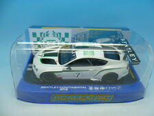 Scalextric C3514 Bentley Continental GT3 SLN 2014