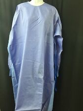 NEW MEDLINE Operating Surgical Gown XL Extra Large Blockade Blue MDT012090XL
