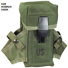 US Military Small Arms Ammo Ammunition Pouch LC-1 - Excellent!