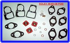 BMW 2002,Mercedes 230, W110,Solex 36/40+38 PDSI,Rep.Kit