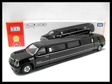 TOMICA SHOP #136 Cadillac Escalade 1/79 TOMY  Diecast Car Long Black