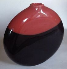 Art Glass Piece. Vase Dated 2006 And Signed. Jasper. Beautiful Piece!