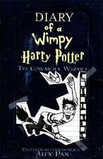 Diary of a Wimpy Harry Potter The Cowardly Wizard by Alex Pan 9781541073968