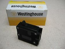 One - New Westinghouse QuickLag 30 Amp Circuit Breaker HQP. New old Stock