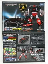 takara transformers Masterpiece MP-12G SIDESWIPE Lambor G2 Black Ver figure