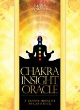 Chakra Insight Oracle A Transformational 49-Card Deck 9780987165169