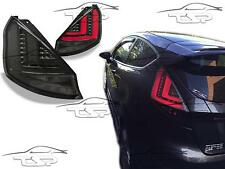 REAR TAIL LED LIGHT BAR SMOKE FOR FORD FIESTA MK7 FROM 2013 ONWARDS FACELIFT