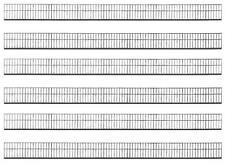 FALLER 180413 RINGHIERA lunghezza 133 cm - scala 1/87