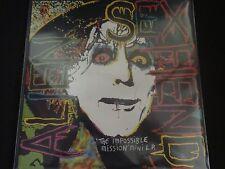 """Alien Sex Fiend """"The Imossible Mission"""" Original Mini-LP. Promo Copy. VERY RARE"""