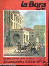 lbr 3/4 TRIESTE - LA BORA Ieri Oggi - Anno III - n.4 - maggio 1979