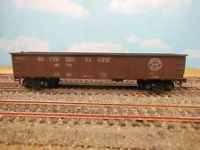 HO SCALE ROUNDHOUSE SOUTHERN PACIFIC GONDOLA LIGHT WEATHERING