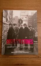 Breaking Stones 1963-1965 SIGNED Gered Mankowitz 1st/1st Hardback 2016 Rolling