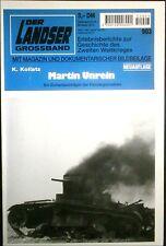 Der Landser  Grossband  Nr: 903          Martin Unrein
