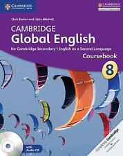 Cambridge Global English Stage 8 Coursebook with Audio CD (Cambridge Internation