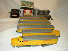 AMERICAN FLYER UNION PACIFIC 21925 ENGINE &CARS TRAIN SET  LOT #R-19