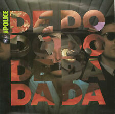 "THE POLICE - De Do Do Do, De Da Da Da - 1980 UK A&M 2-track 7"" vinyl single -p/s"
