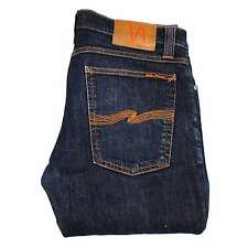 NUDIE JEANS Tight Long John Denim Stretch men Jeans Size 30/32