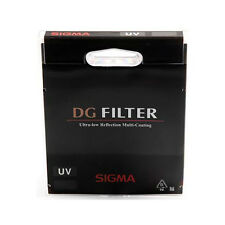Sigma 77mm EX DG Digitally Optimised UV Multi-Coated Glass Filter, London