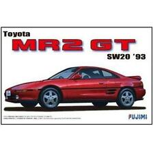 New Fujimi ID-40 Toyota MR2 SW20 1993 1/24 Scale Kit Japan