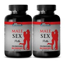 Maca Extract - Male Sex Pills 1275mg - Boost In Libido & Sexual Drive  2B