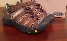 NIB Keen NEWPORT H2 Brown / Henna  Sport Sandal WATERPROOF Boys size 13