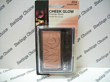N.Y.C. / NYC Cheek Glow Powder Blush #654 Outside Cafe