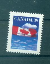 BANDIERA - NATIONAL FLAGS CANADA 1989 Mi. 1161A Common Stamp