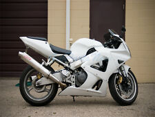 Injection New White Plastic Kit Fairing Fit for Honda 2000 2001 CBR929RR ABS d02