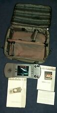 ATARI LYNX MARK 1 CONSOLE + OFFICIAL BAG + GAME ! TESTED!