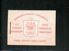 LOT 53514 MINT NH 34a FRENCH 17mm STAPLE  : KING GEORGE V1 BOOKLET