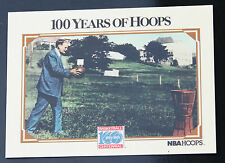 1991-92 NBA Hoops Basketball Card 100 Years of Hoops #301