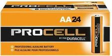 24 Pack DURACELL PROCELL AA PC1500BKD AA24 Battery Alkaline GUARANTEED FRESH