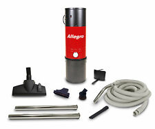 Allegro Central Vacuum System 50 Ft Hose Air Attachment Set