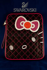 Authentic Original Swarovski 1185562 Tablet iPad Case Hello Kitty $200 value!!!