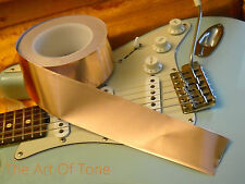 Copper Foil Tape EMI Shielding for Guitars & Pedals / 6 feet x 2 inches