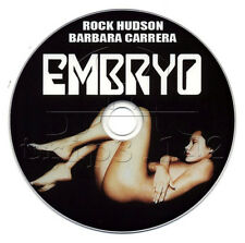 Embryo (1976) Rock Hudson, Barbara Carrera Horror, Sci-Fi Film / Movie on DVD