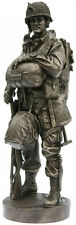 Khaki Army Limited Edition 12 Inch Statue 82nd Airborne 1944 Paratrooper