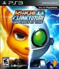 Ratchet and Clank Future A Crack in Time PS3  *Sealed*