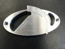 "SKI CENTURION BILLET ALUMINUM DECORATIVE SIDE PANEL 5-3/8"" X 2-7/8"" MARINE BOAT"