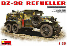 CAMION-CITERNE SOVIETIQUE GAZ BZ-38 - KIT MINIART 1/35 n° 35145
