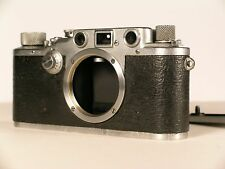 Leica IIIc K Chrome Camera Body