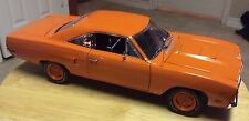 1/18 GMP 1970 Plymouth Road Runner Orange w/ Box Limited Edition Of 996!! Rare!!