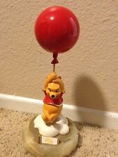 Winnie The Pooh Sculpture By Ron Lee Limited Edition Signed 660/1750 Statue