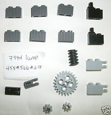 LEGO Technic WORM GEAR wheel 30540 3648 3647 30383 76385 4716 2877 4SET 7994