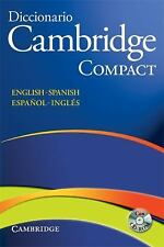 Diccionario Bilingue Cambridge Spanish-English Paperback with CD-ROM Compact edi