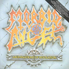 Abominations of Desolation MORBID ANGEL CD ( FREE SHIPPING)